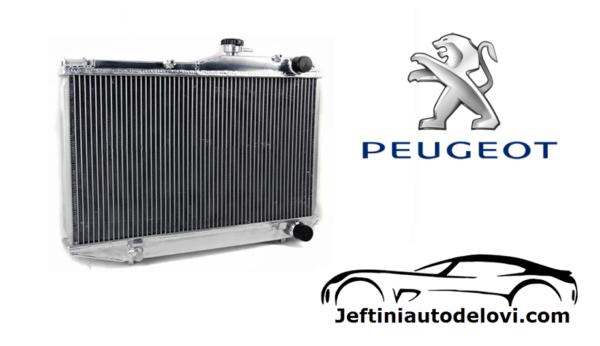 Hladnjak motora za Peugeot slika
